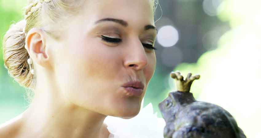 Beispiel: Braut, Foto: Eventbauernhof Ganglbauergut.