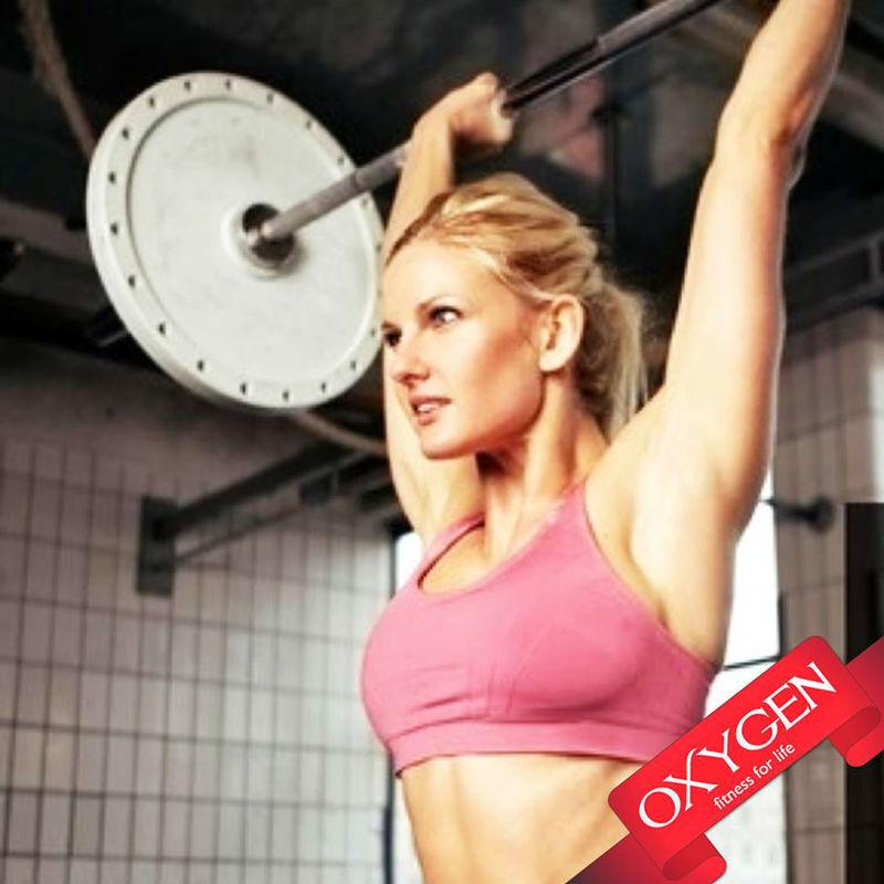 Oxygen Fitness for Life, gimnasio en Monterrey