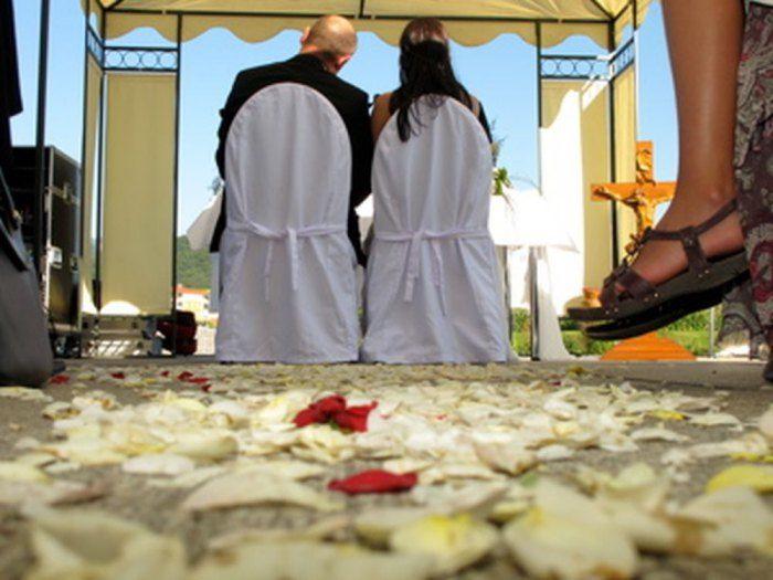 Beispiel: Trauzeremonie, Foto: Delcanto.