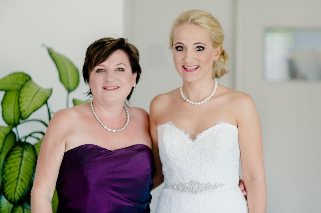 Mutter und Tochter, einen wunderschönen Auftrag von Andrea, herzlichen Dank!