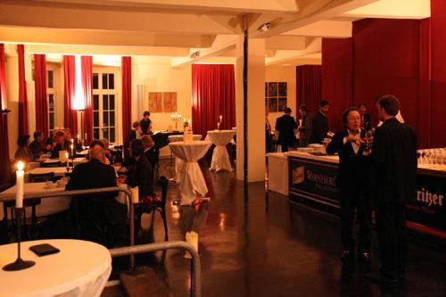 Beispiel: Wechselbar, Foto: Orphée Event.