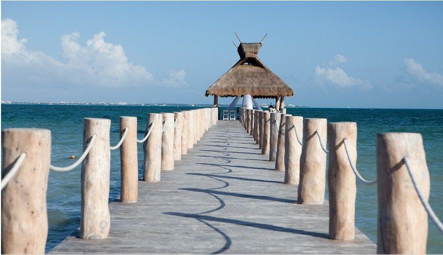 Muelle - Villa del Palmar Cancún Beach Resort & Spa