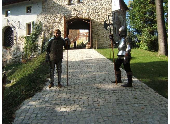 Zamek Korzkiew