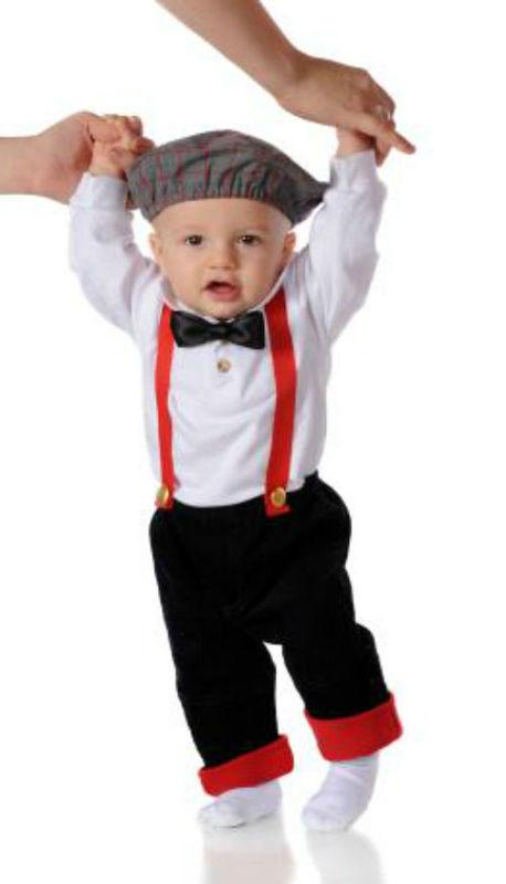 Beispiel: Festliche Kindermode, Foto: tausendkind.