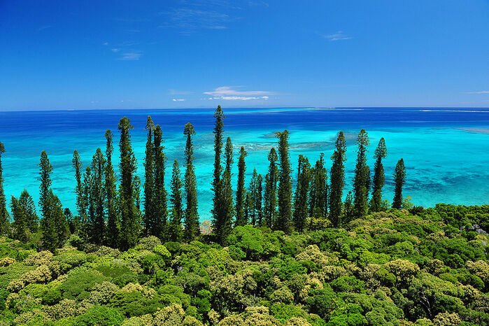 Nuova Caledonia  - Isole dei Pini -