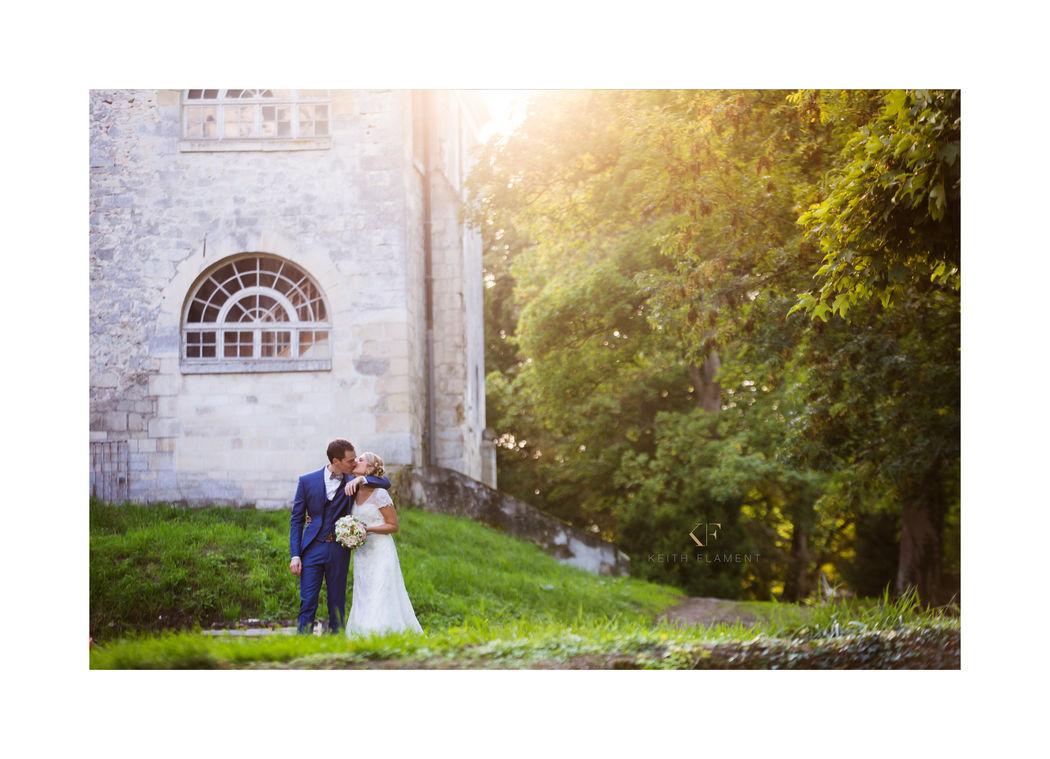 Mariage à l'Abbaye du Moncel