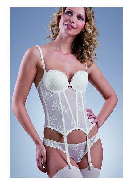 Beispiel: Corsagen für Ihren Hochzeitstag, Foto: Aphrodite Dessous.