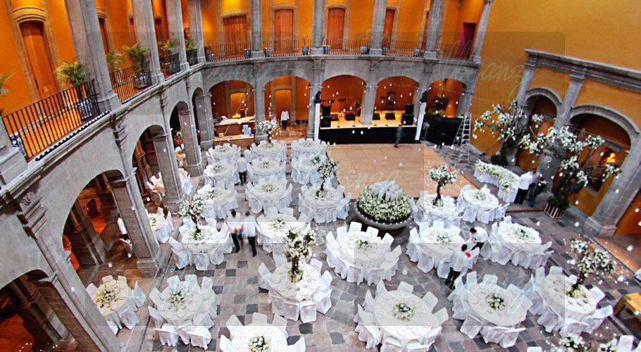Banquetes Alleanza en la Ciudad de México