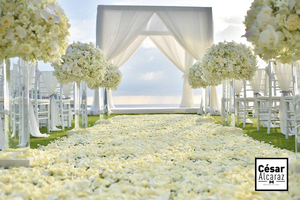 Ceremonia religiosa en Miami