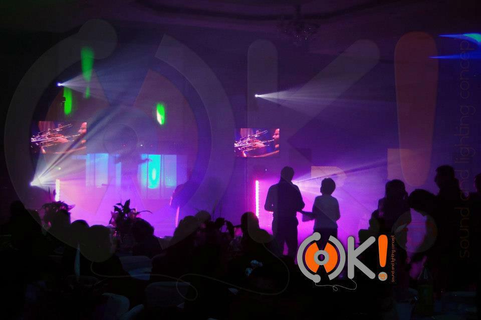 OK! Luz y Sonido en Toluca