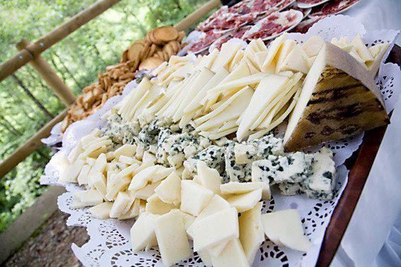 El Teatre Catering  Buffet de quesos