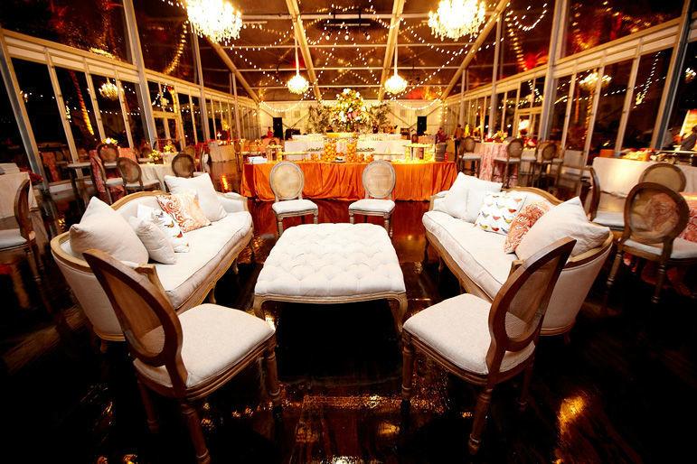 Interior Decoración & Ambientación Carpa Fiesta Finca