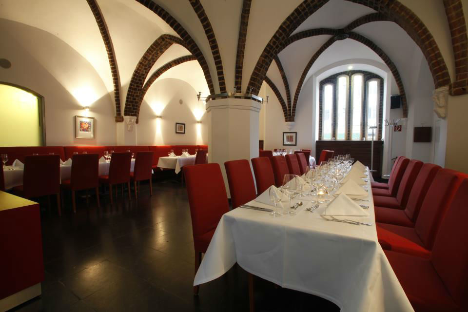 Beispiel: Restaurant, Foto: Altes Rathaus Hannover.