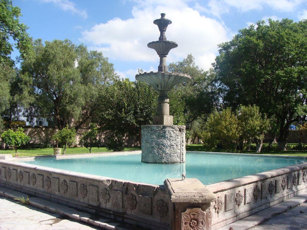 Fuente jardín San Antonio