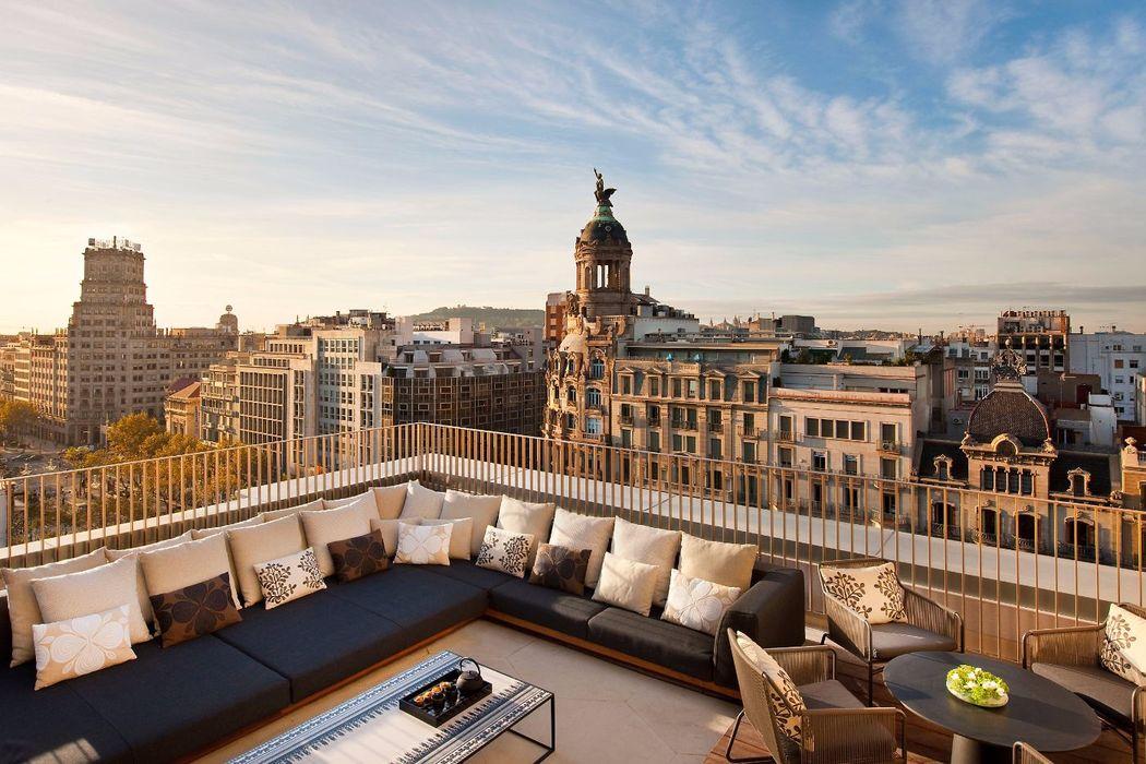 ©Mandarin Oriental Barcelona