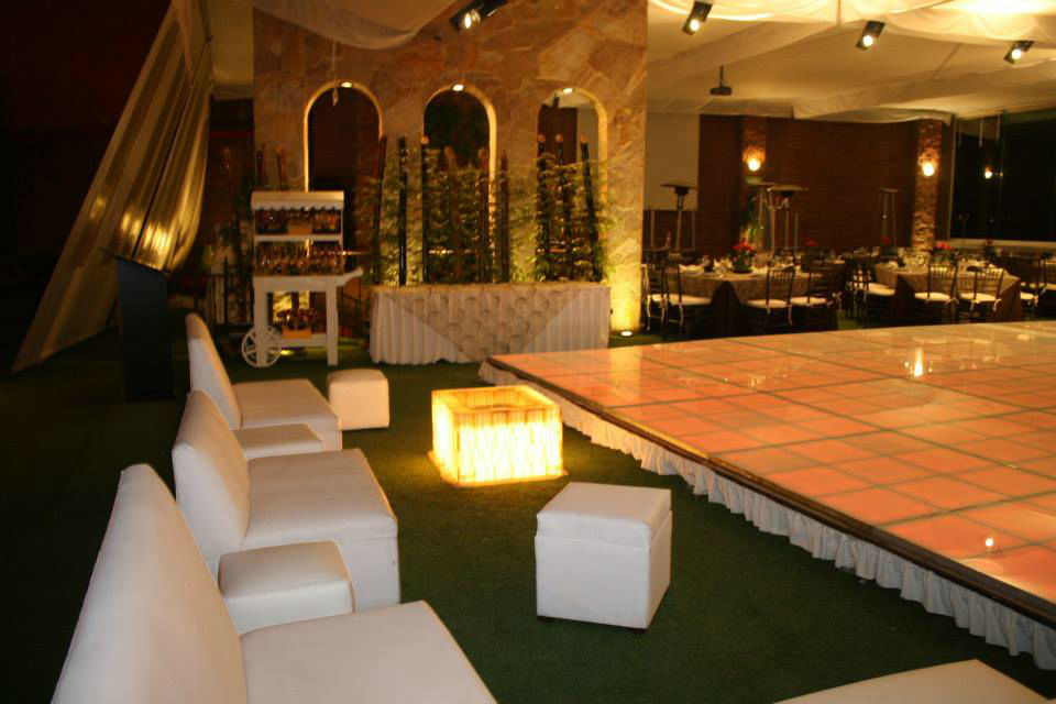Jardín Los Arcos, espacio para bodas y eventos en Cuautitlán Izcalli.
