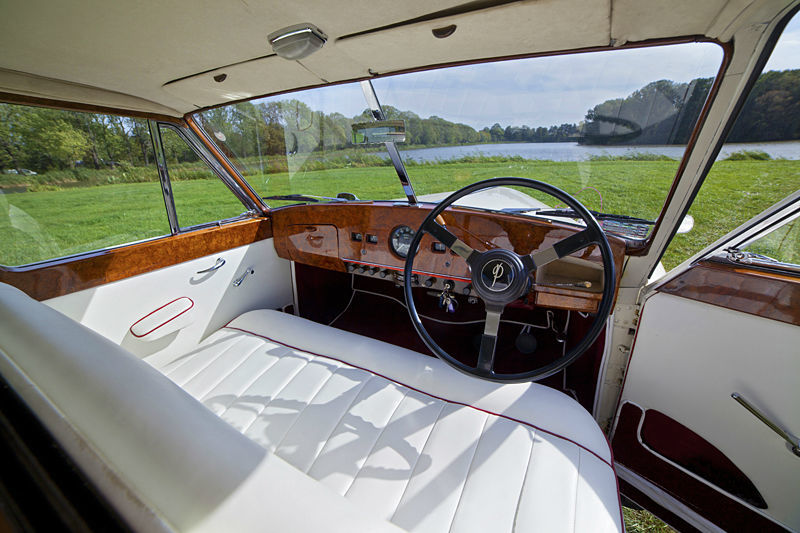 Austin Princess - wersja 7 osobowa z 1963 roku.