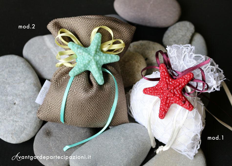 sacchettini confetti mod. starfish