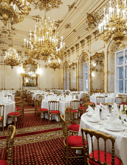 Beispiel: Feiern Sie hier Ihre Hochzeit, Foto: Palais Pallavicini.