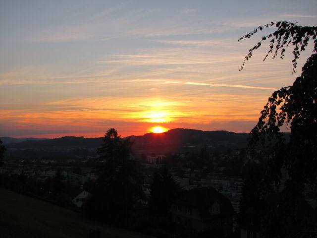 Beispiel: Ausblick, Foto: Die Falkenburg.