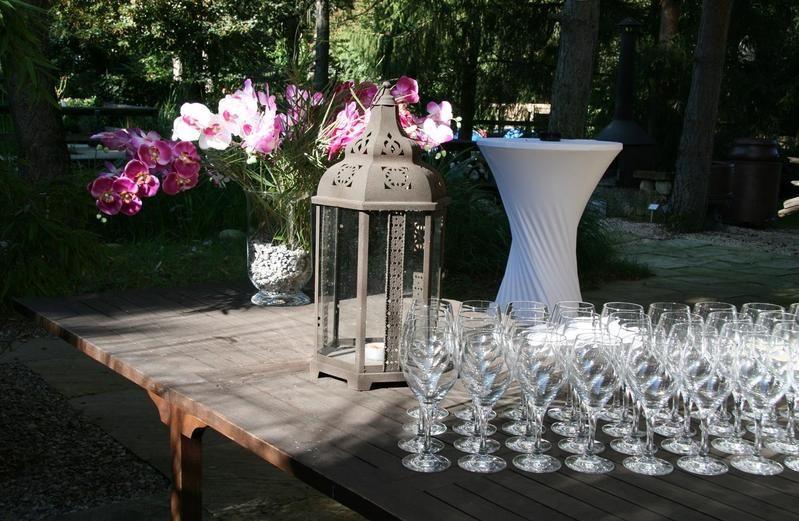 Beispiel: Apéro, Foto: Traumgarten Thalwil.