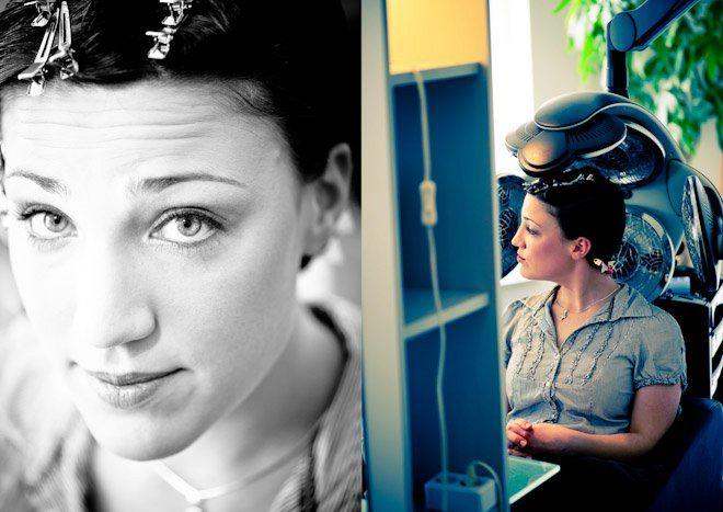 Beispiel: Fotos von den Vorbereitungen, Foto: Fotomanufaktur Wessel.
