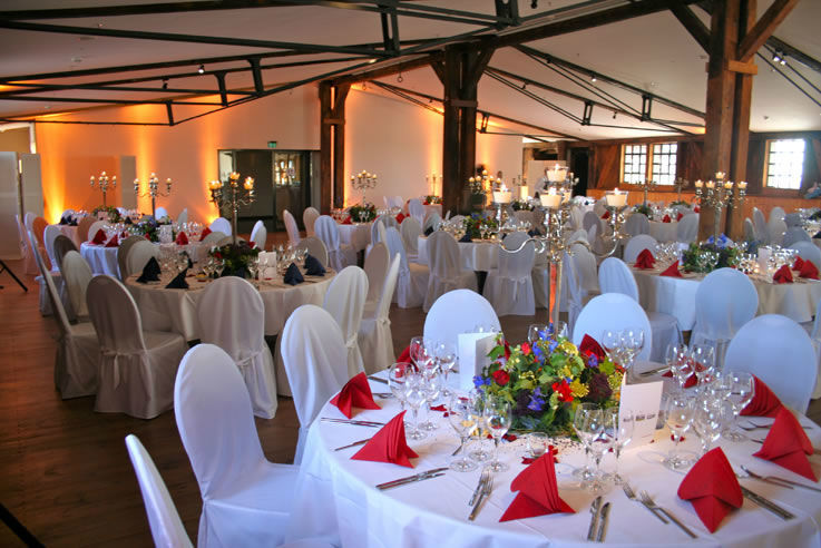 Beispiel: Catering für Ihre Hochzeit, Foto: Brunckhorst Catering.