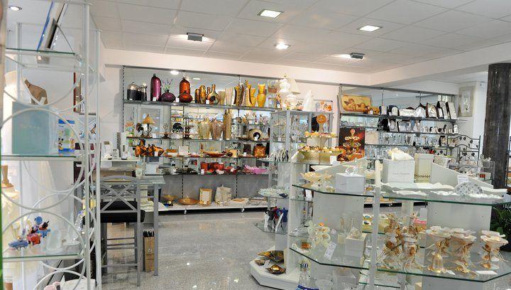 Beispiel: Ladengeschäft, Foto: Centro Bomboniere.