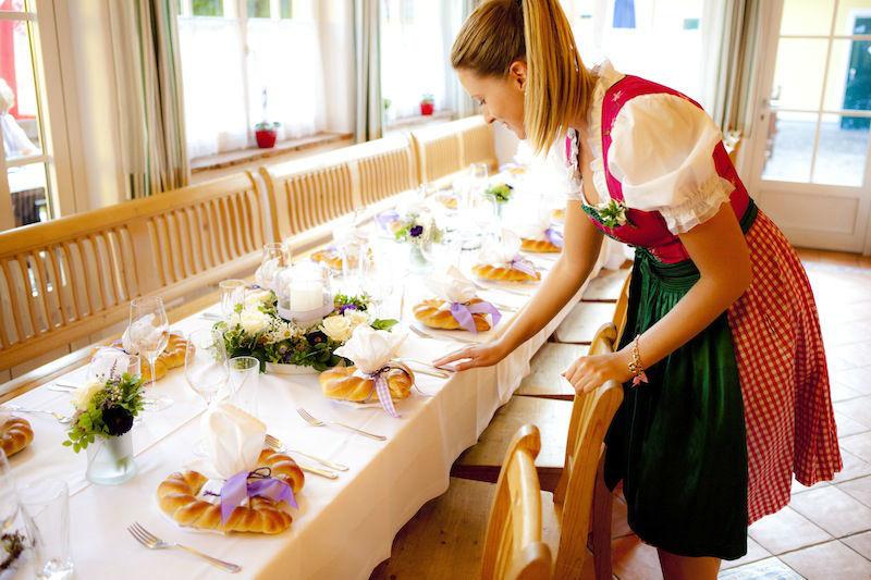 Beispiel: Bei der Arbeit, Foto: Die Hochzeitsfee.