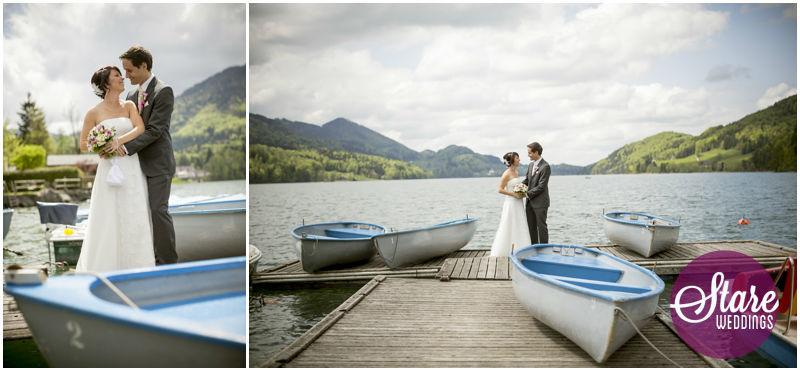 Beispiel: Romantische Hochzeitsfotos, Foto: Stare Weddings.