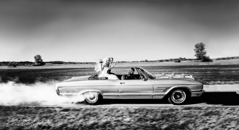 Beispiel: Hochzeitsreportagen, Foto: Photodesign Radloff.