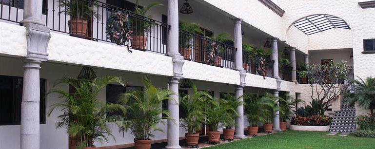 Argento: exclusivo hotel boutique en Cuernavaca, Morelos.