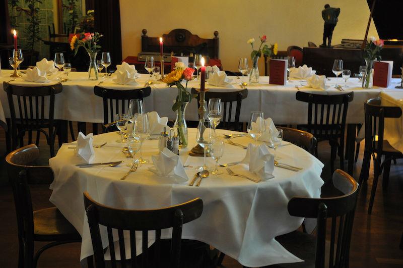 Beispiel: Innenraum - Bankett, Foto: Restaurant Süden.