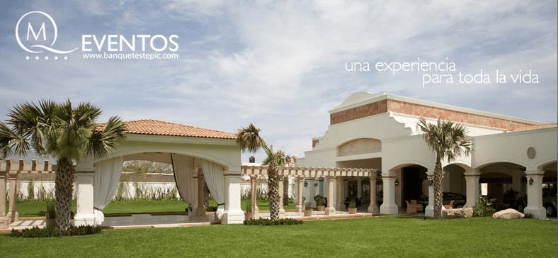 Salón para eventos - Foto Quinta Nen
