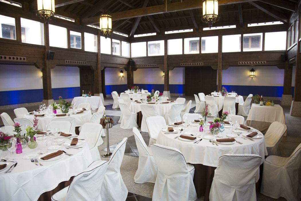 Espacios singulares para bodas y eventos cerca de Toledo