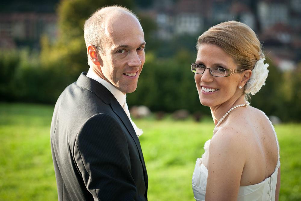 Beispiel: Hochzeitsportrait, Foto: ClaudiART.
