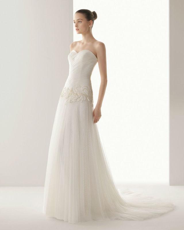Modèle Soft By Rosa Clara par votre boutique Confidence Mariage