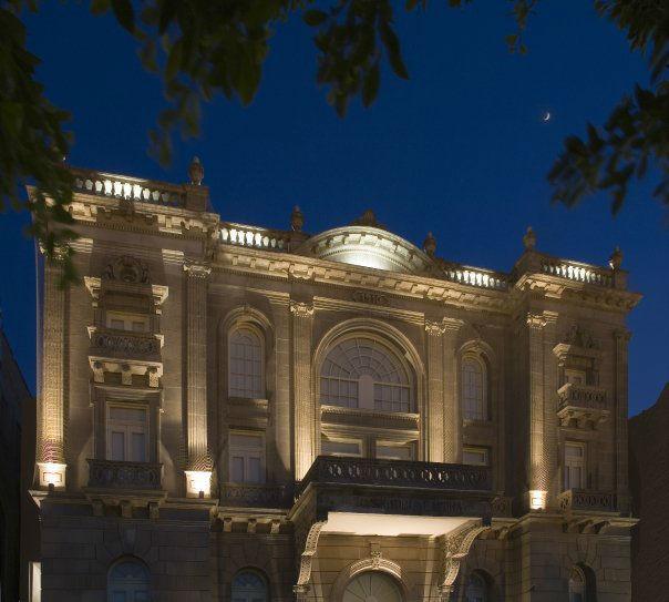 Museo para llevar a cabo eventos - Foto Museo Arocena