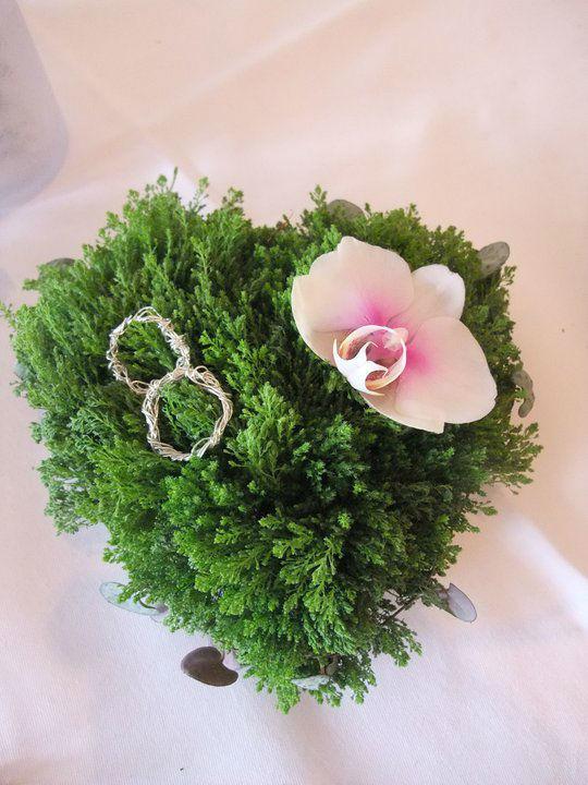 Beispiel: Einzigartige Ringkissen, Foto: Wedding Expert.