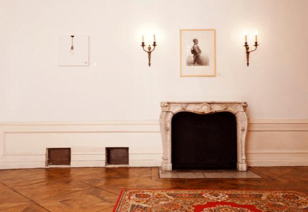 Beispiel: Charme und Flair im Palais, Foto: Moya Vienna.