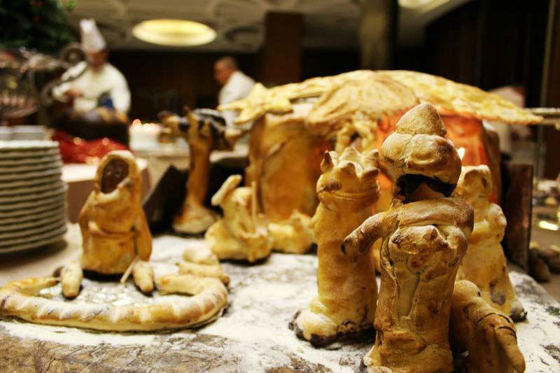 Beispiel: Leckere  Gerichte, Foto: Mario's Catering.
