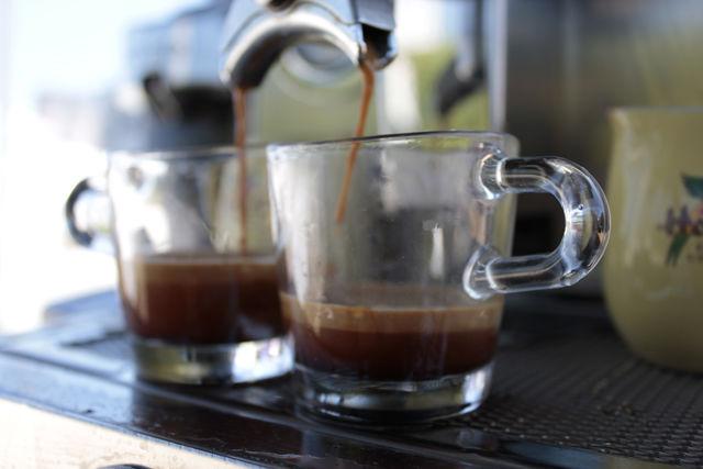 Beispiel: Feinster Kaffee, Foto: Andolini's GenussBringer.