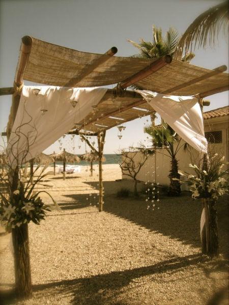 Planeación, gestión y diseño de bodas elegantes en Los Cabos - Foto Karla Casillas Weddings & Events