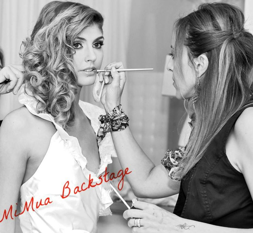 Monia Iovino Make Up Artist