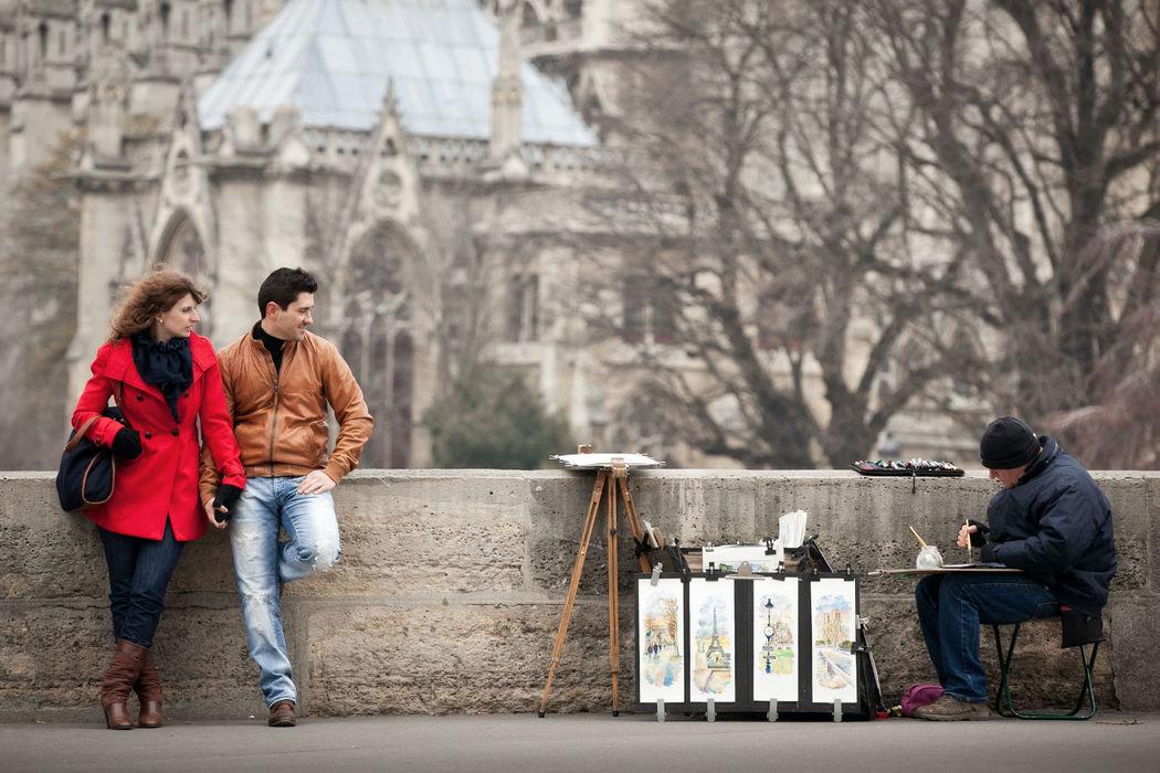 TripShooter -  Honeymoon in Paris   Photographer: Ludovic Magnoux