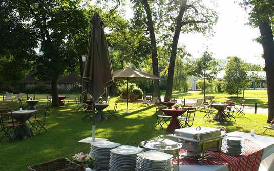 La Terrasse du Jardin