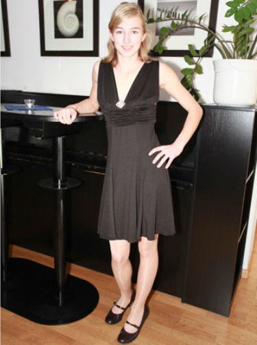 Beispiel: Einzigartige Kleider, Foto: Traut euch Brautsalon Festmode.