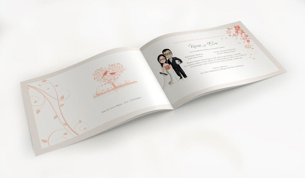 Boda Karina y Elvis Parte matrimonial www.dannyaldama.com