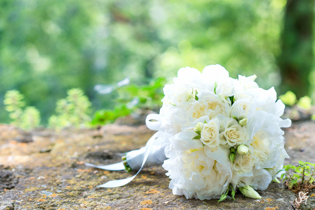 Bouquet de la Mariée Photo Studio Gallard