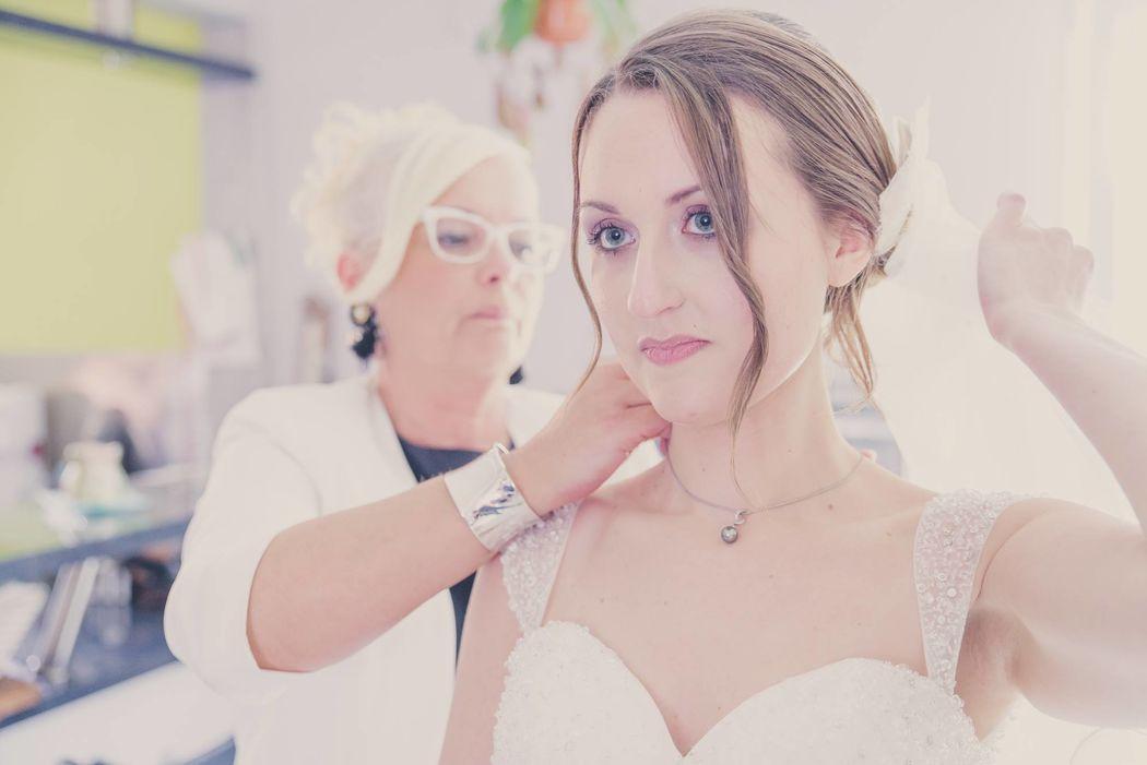 Un Zeste de Beauté mariée 2016